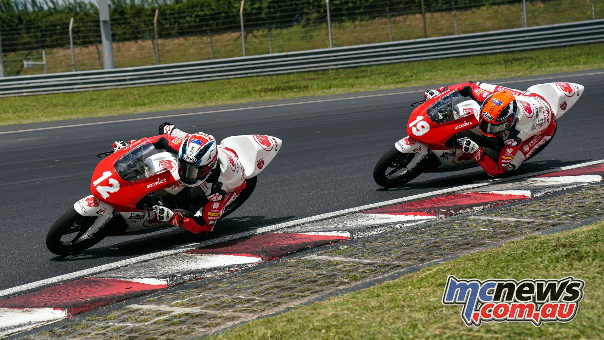 Asia Talent Cup Rnd Sepang Sun Roulstone DSC