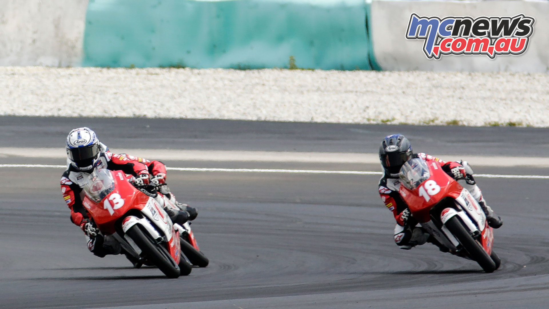 Asia Talent Cup Rnd Sepang Sun Voight ZA