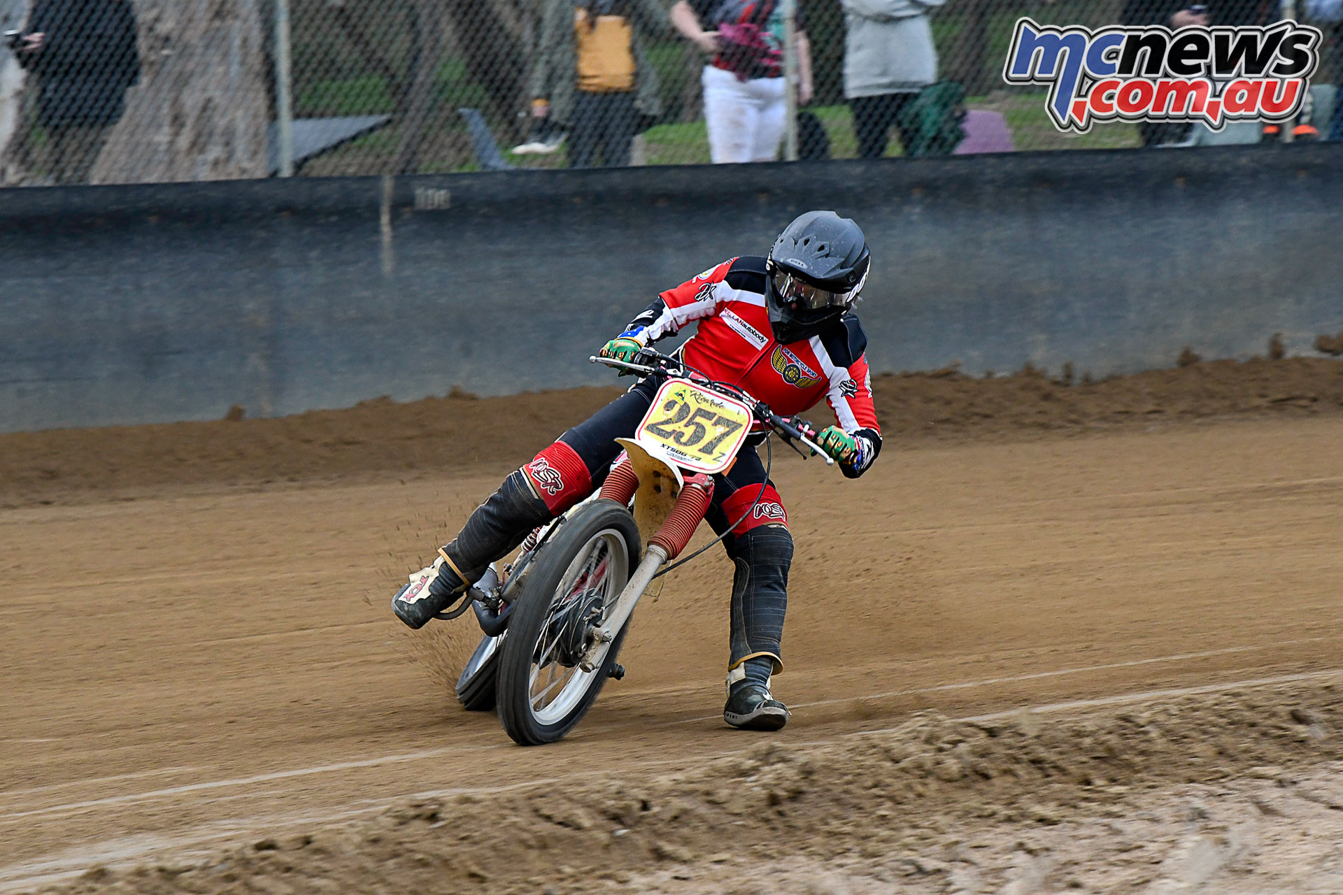 Australian Classic Dirt Track Championship Billy Ricardo ACDTC