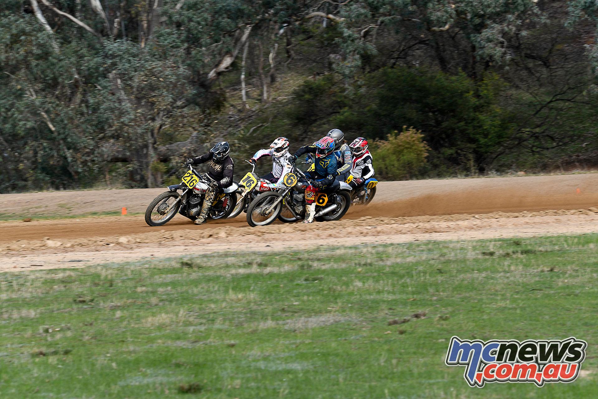 Australian Classic Dirt Track Championship David Gras ACDTC