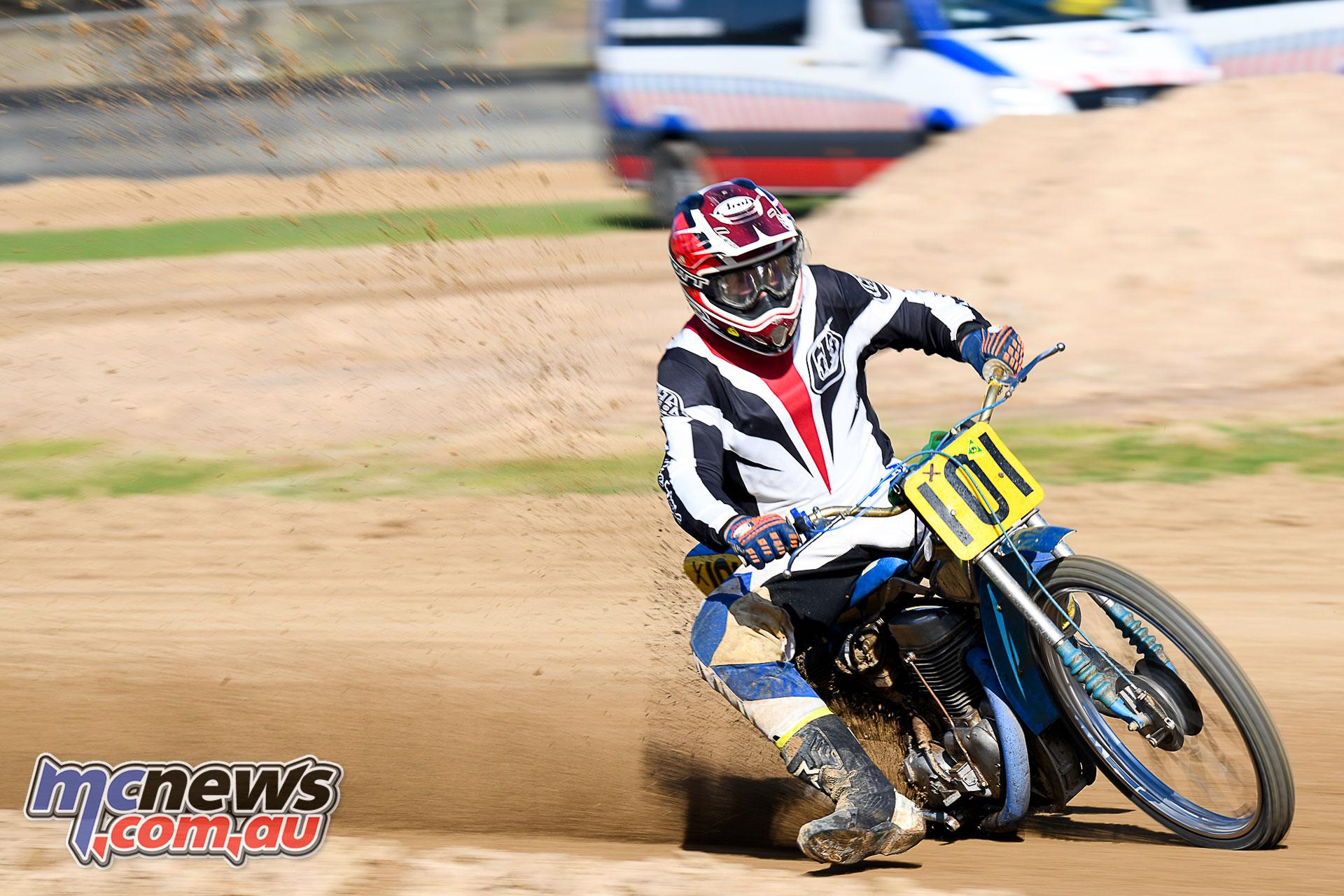 Australian Classic Dirt Track Championship David Herfoss ACDTC