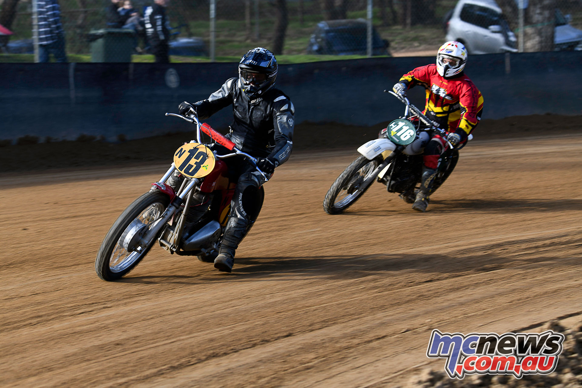 Australian Classic Dirt Track Championship Greg McLean ACDTD