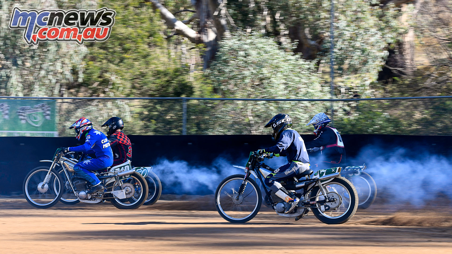Australian Classic Dirt Track Championship Reece Crimeen ACDTC