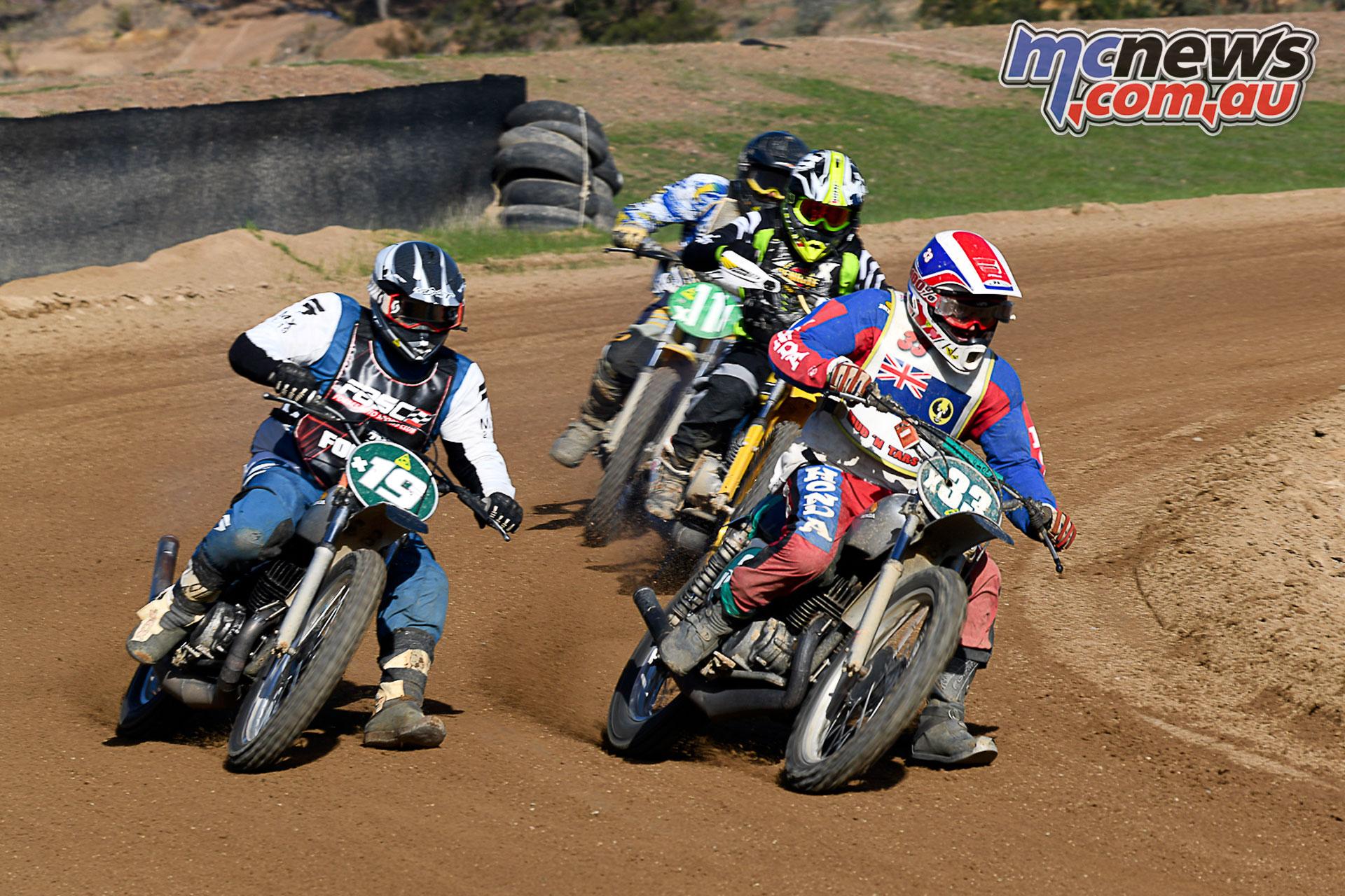 Australian Classic Dirt Track Championship Rob Hayden ACDTC