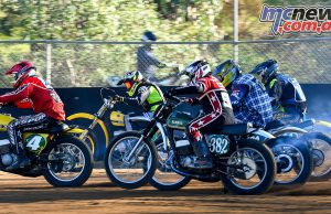 Australian Classic Dirt Track Championship Unbeatable Brad Burns ACDTC