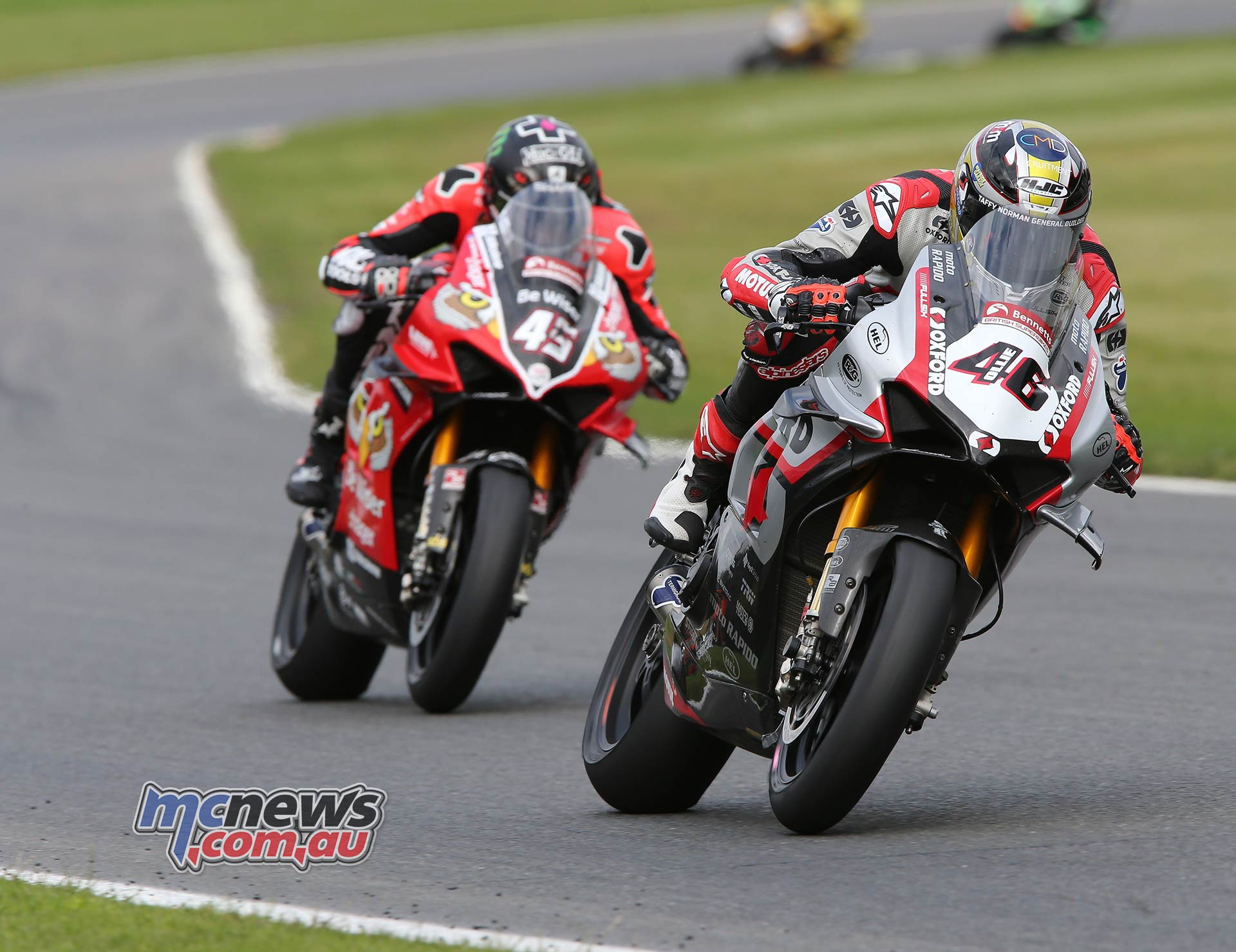 BSB RNd BrandsHatch Bridewell Redding