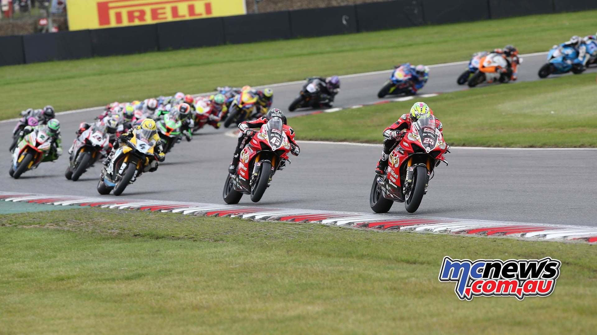 BSB RNd BrandsHatch R Brookes Redding Linfoot Report