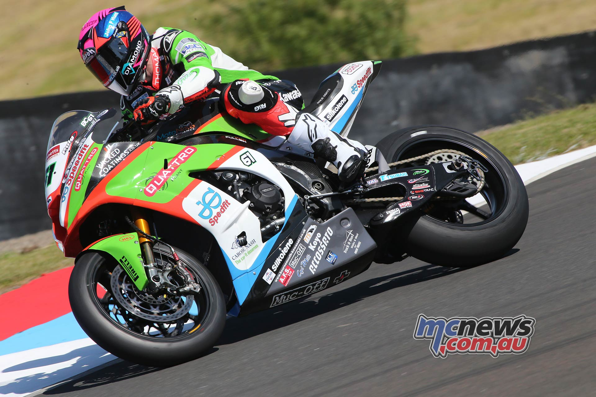BSB Rnd Knockhill FriDYeomans Ben Currie
