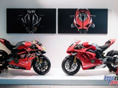 Ducati Museum Anatomy of Speed exhibition