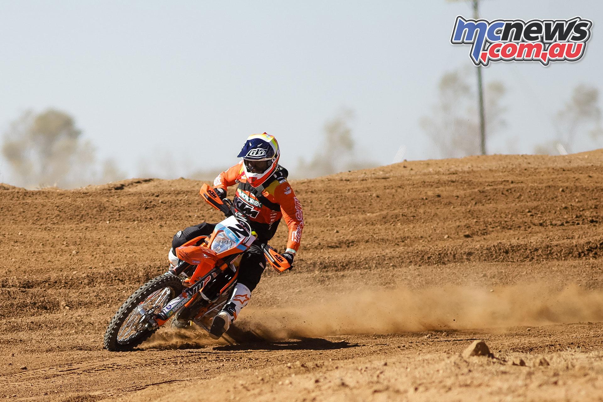 Finke Desert Race fm Dylan Walsh