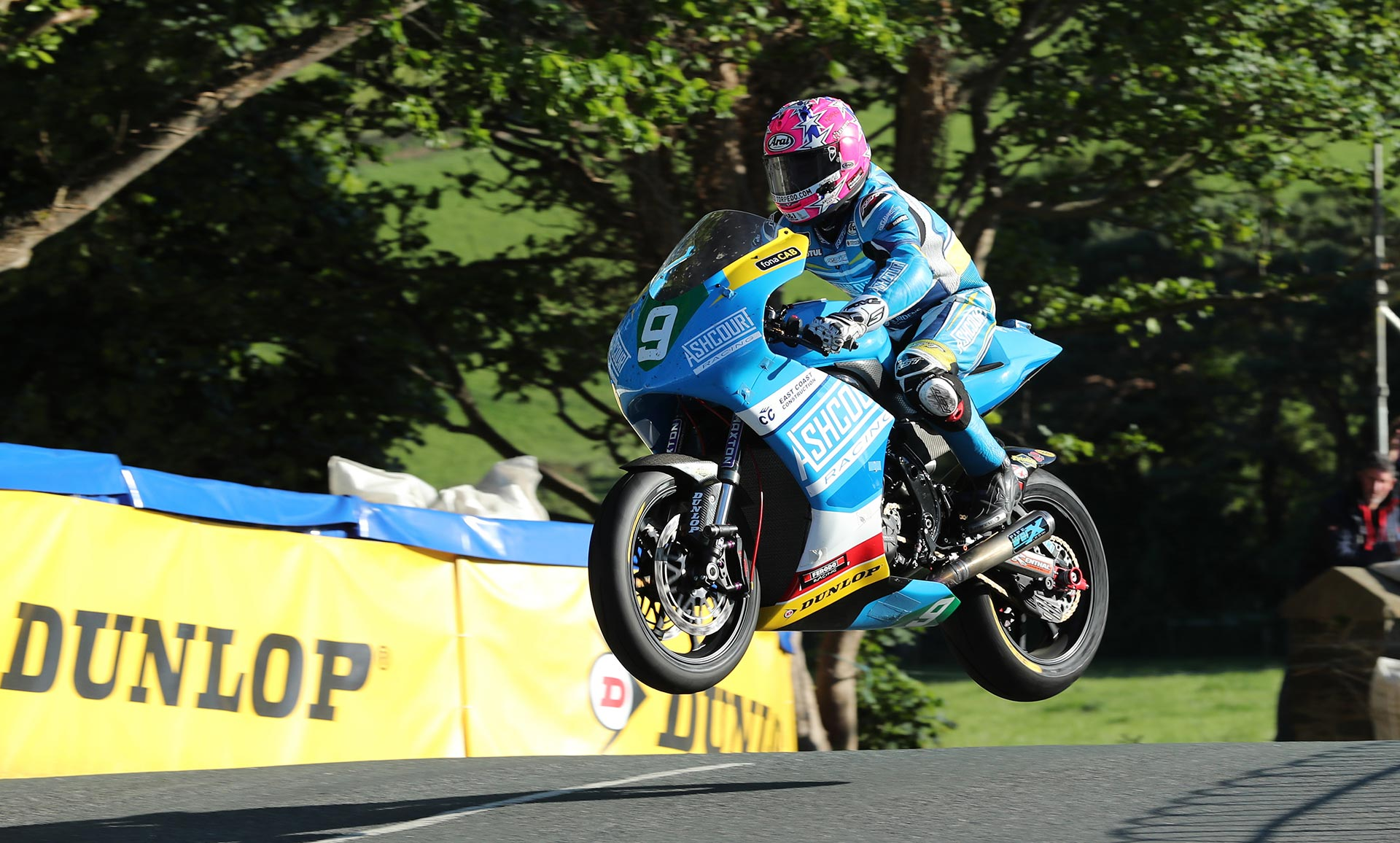 IOMTT Lightweight Lee Johnston
