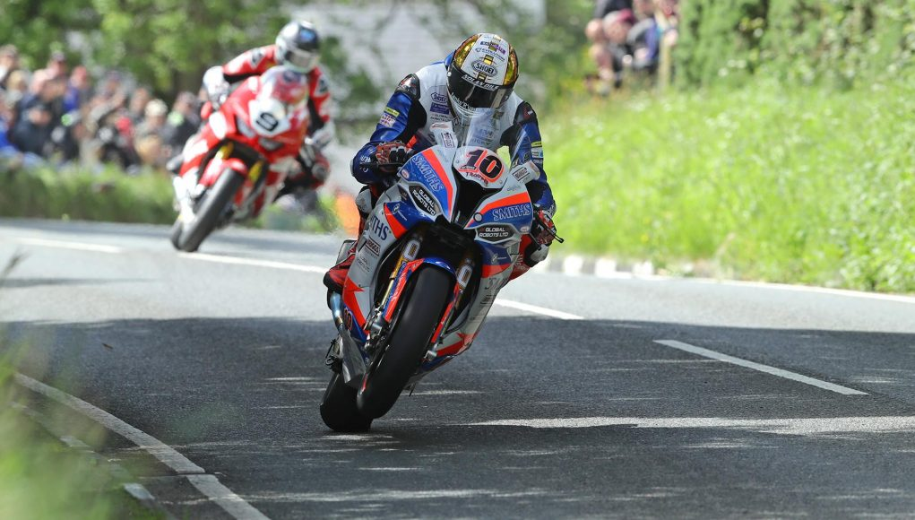 IOMTT Race Superbike Hickman Johnson