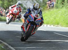 IOMTT Race Superbike Hickman Johnson