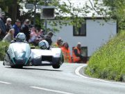 IOMTT Sidecar R Ben Tom Birchall