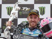 IOMTT Supersport R Lee Johnston Trophy