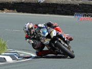 IOMTT Supersport Race Peter Hickman