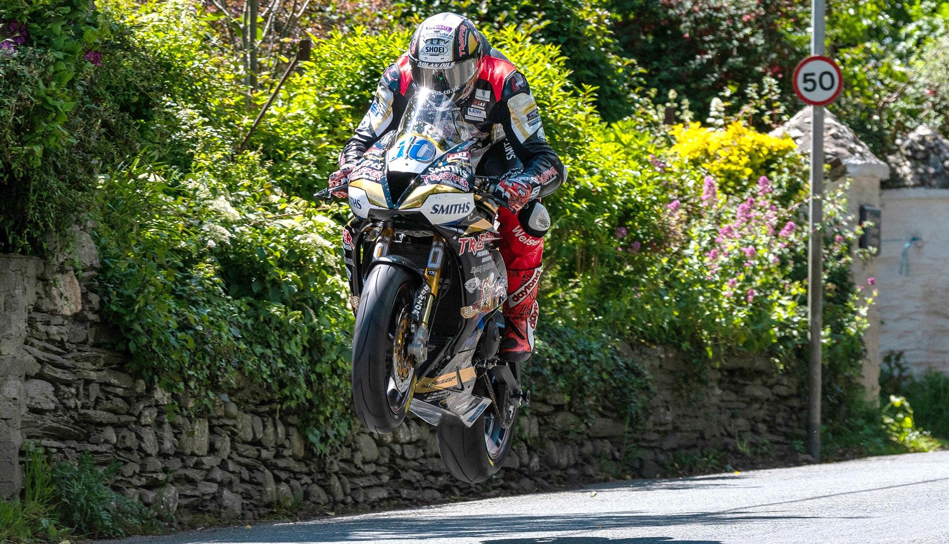 IOMTT Supersport TT Peter Hickman