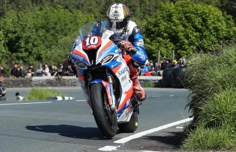 IOMTT Superstock Peter Hickman