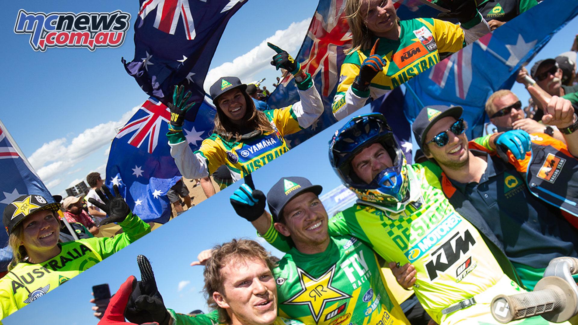 ISDE Australian Team Preview