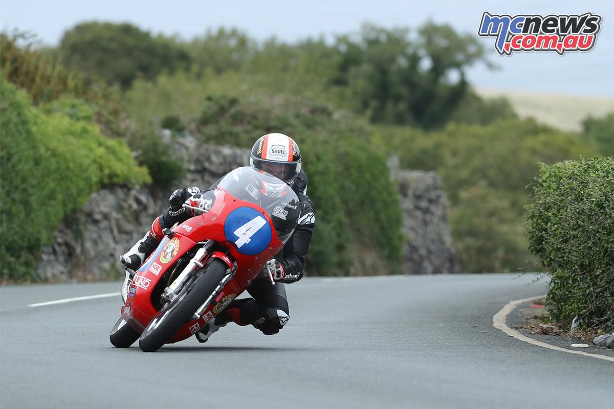 IoM Classic TT Preview Ripley Land Racing