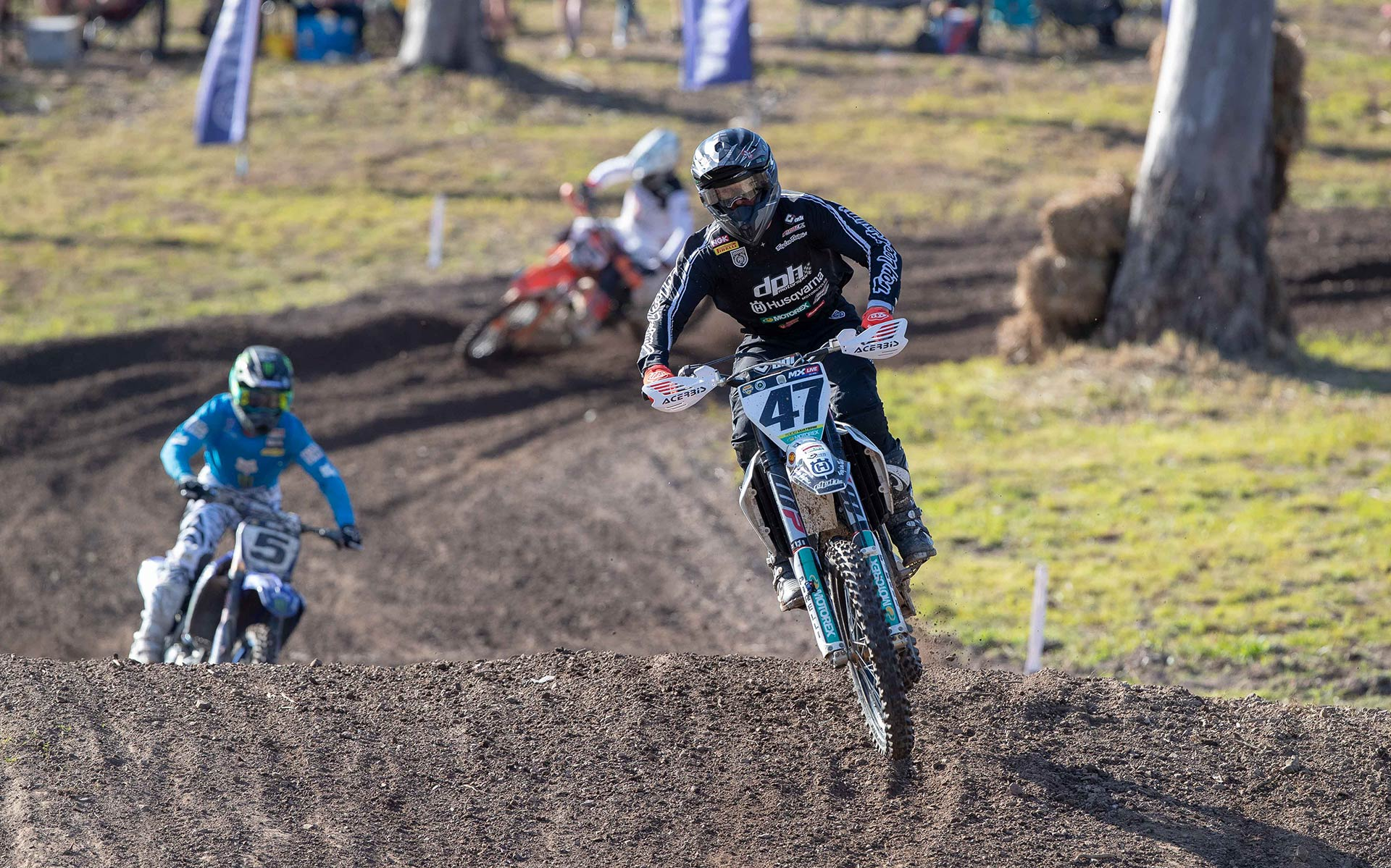 MX Nationals Rnd Gympie MX Todd Waters Kirk Gibbs