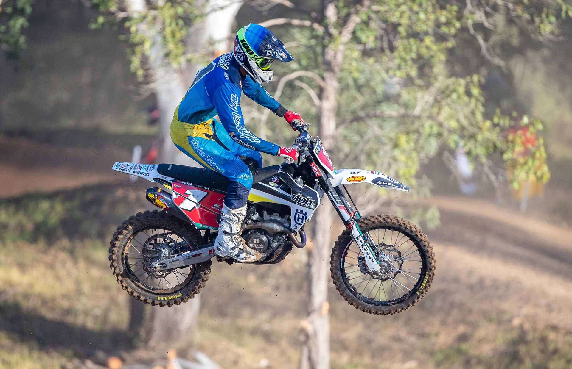 MX Nationals Rnd Gympie MX Wilson Todd
