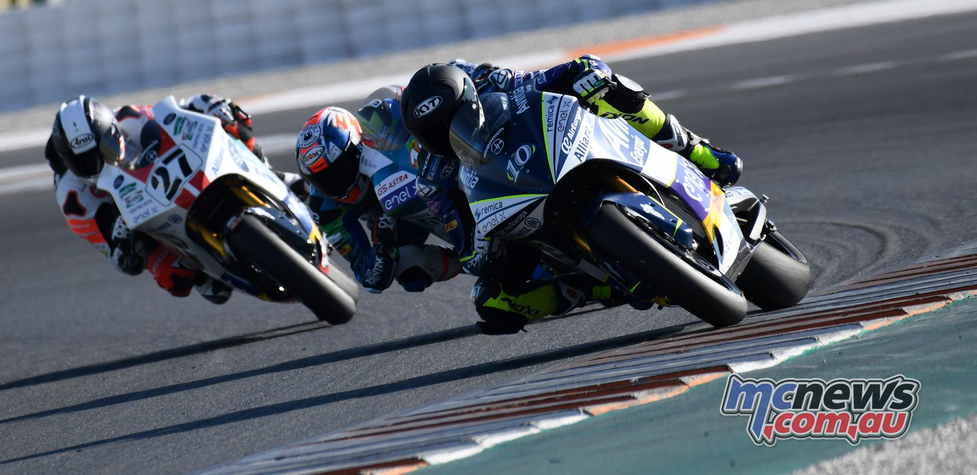 MotoE World Cup test Valencia Final Simeon just won the battle for sixth