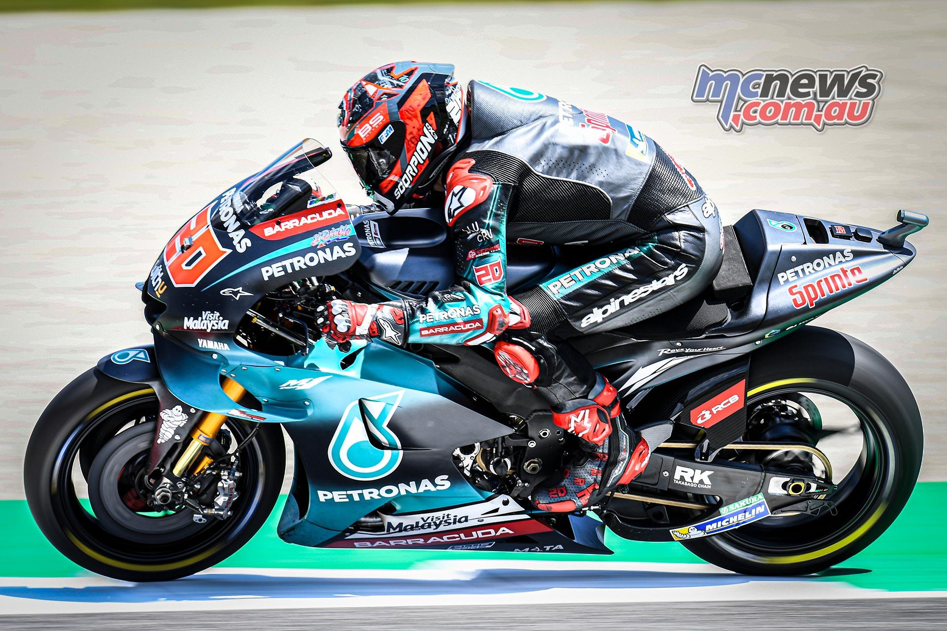 MotoGP Rnd Mugello Fri Fabio Quartararo