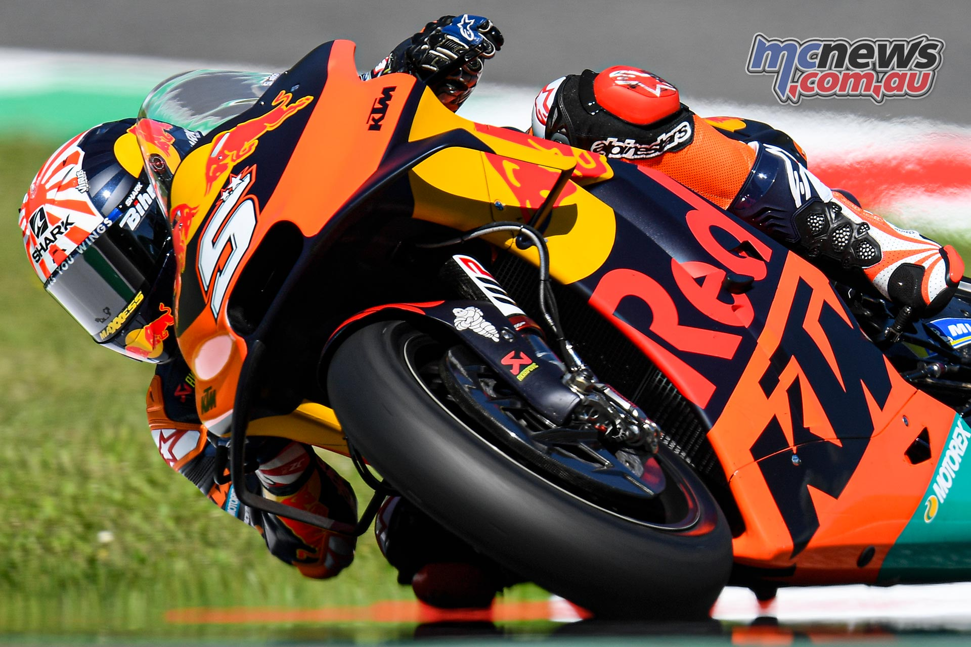 MotoGP Rnd Mugello Fri Johann Zarco
