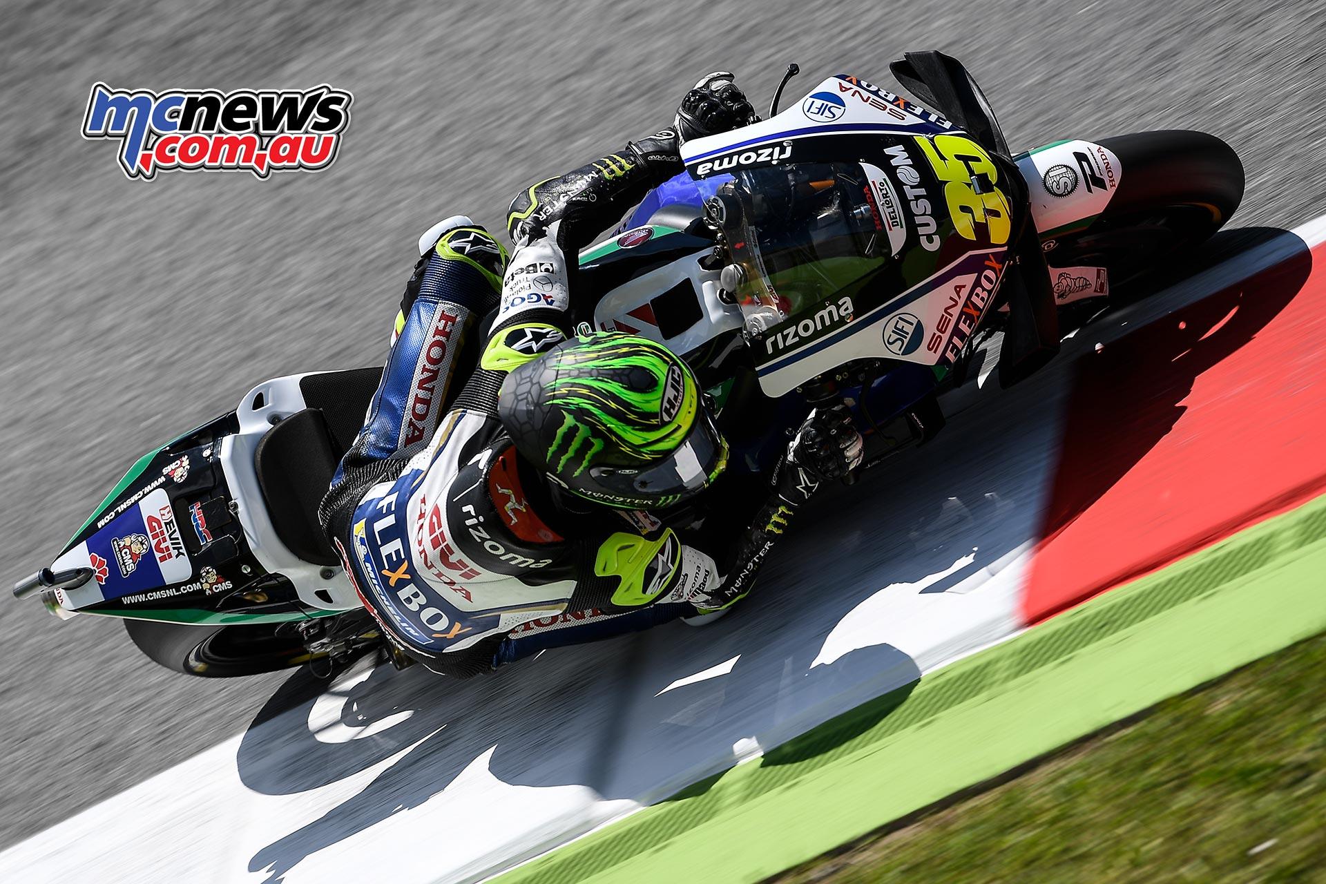 MotoGP Rnd Mugello QP Cal Crutchlow