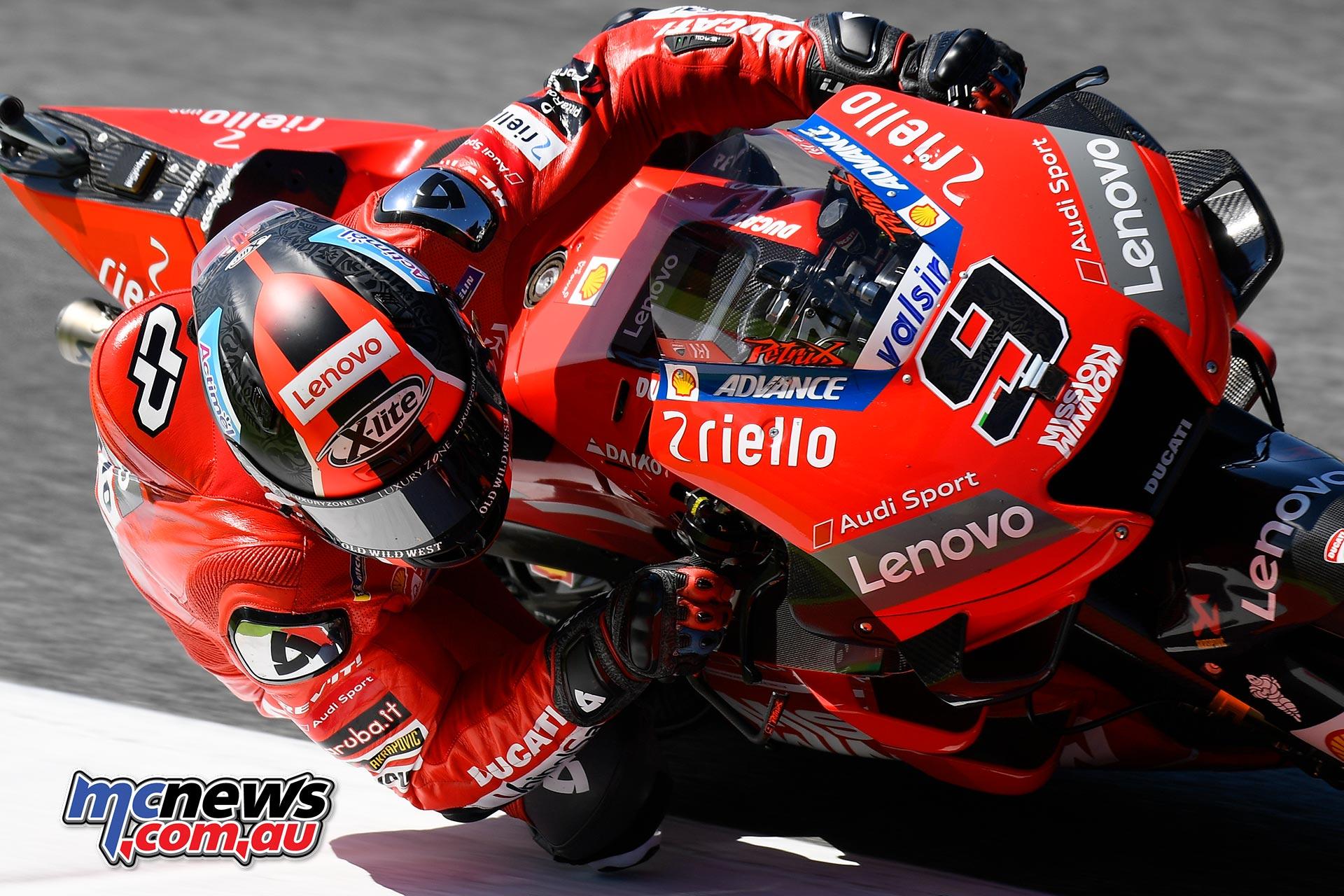 MotoGP Rnd Mugello QP Danilo Petrucci