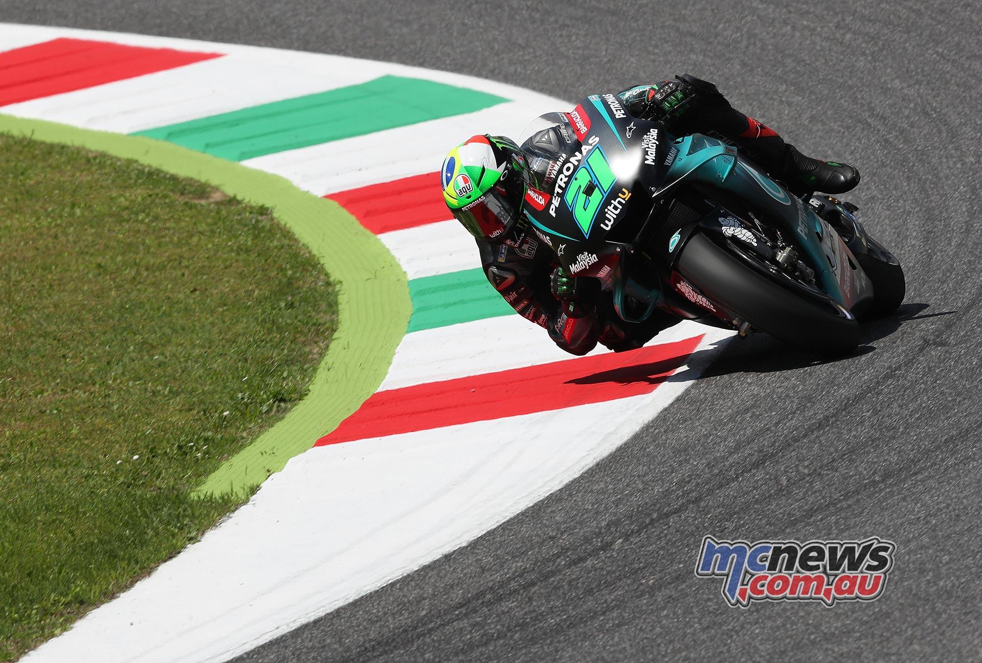 MotoGP Rnd Mugello QP Franco Morbidelli