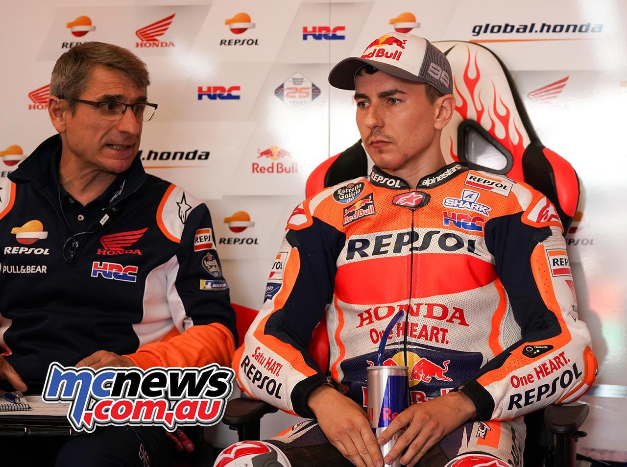 MotoGP Rnd Mugello QP Jorge Lorenzo