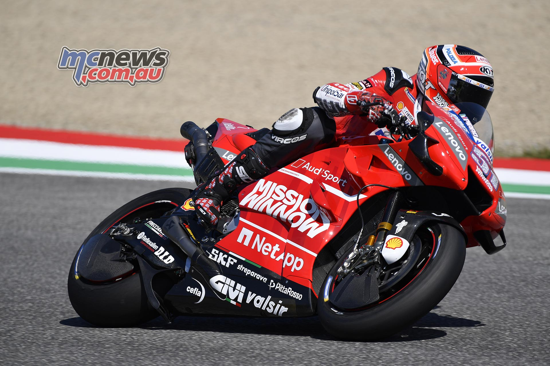 MotoGP Rnd Mugello QP Michele Pirro