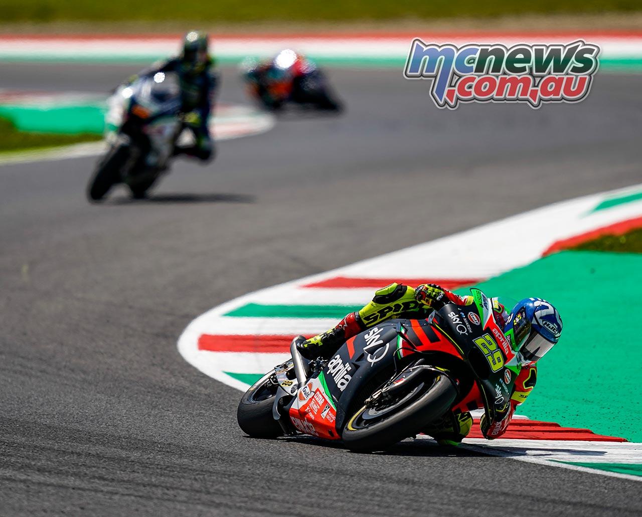 MotoGP Rnd Mugello Race Andrea Iannone