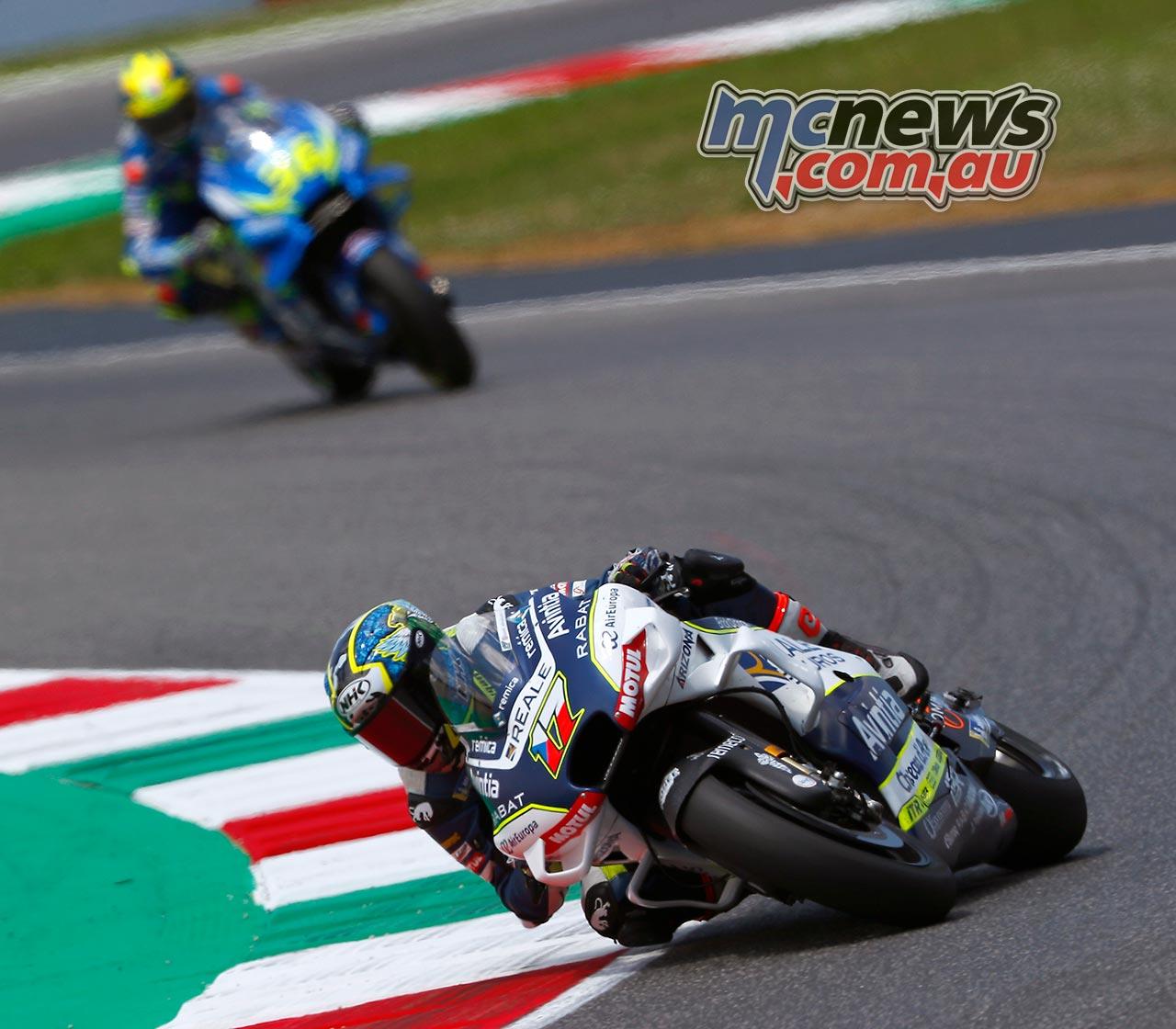 MotoGP Rnd Mugello Race Karel Abraham