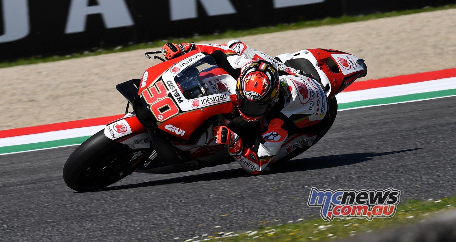 MotoGP Rnd Mugello Race Nakagami