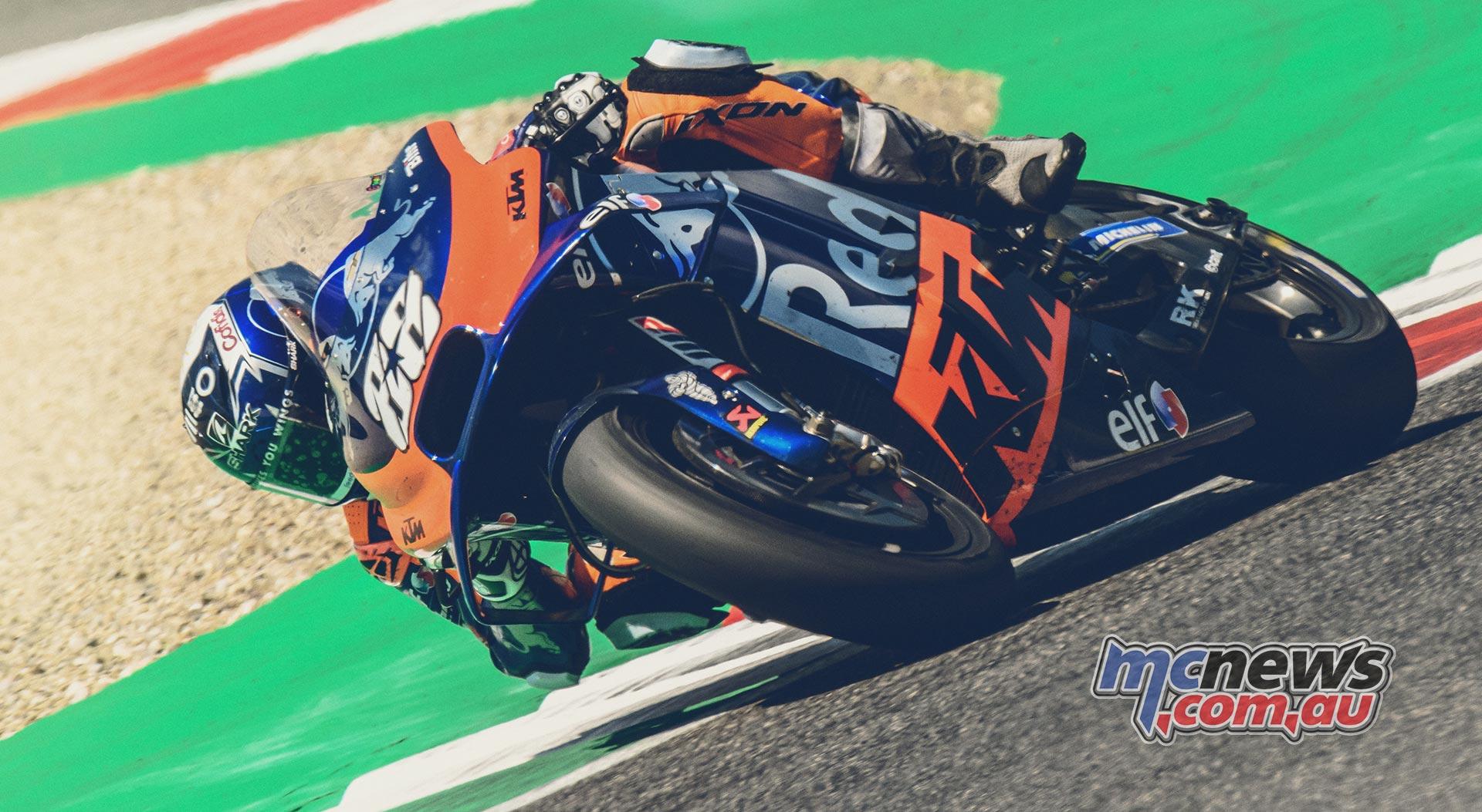 MotoGP Rnd Mugello Race Oliveira
