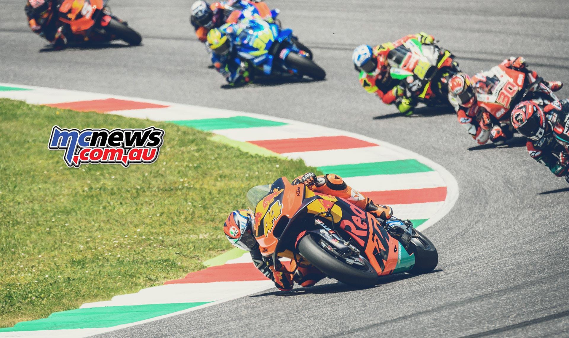 MotoGP Rnd Mugello Race Pol Espargaro