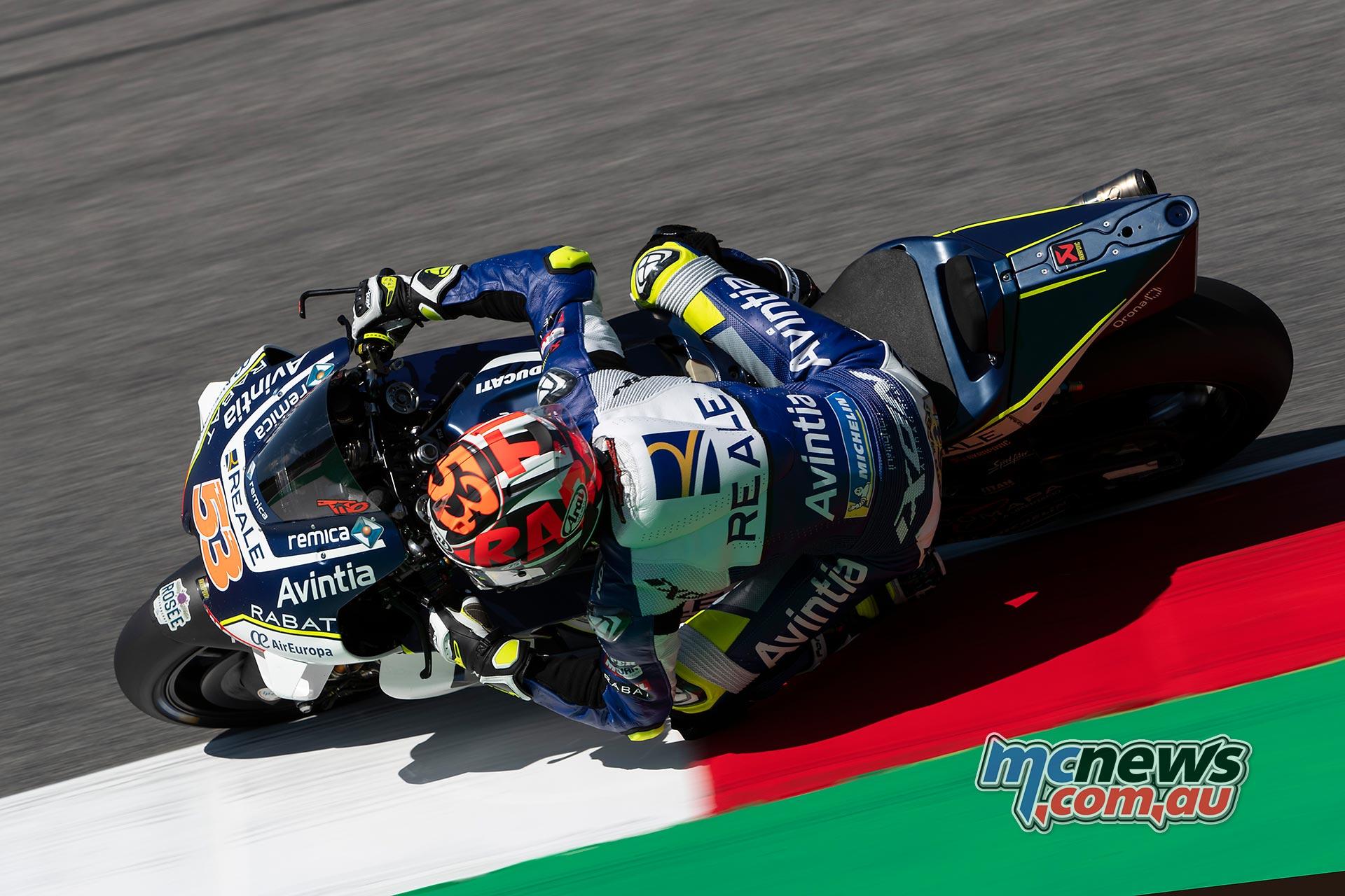 MotoGP Rnd Mugello Race Tito Rabat