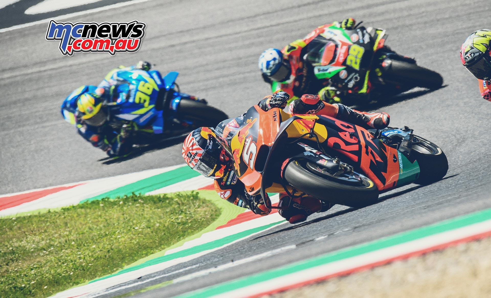 MotoGP Rnd Mugello Race Zarco