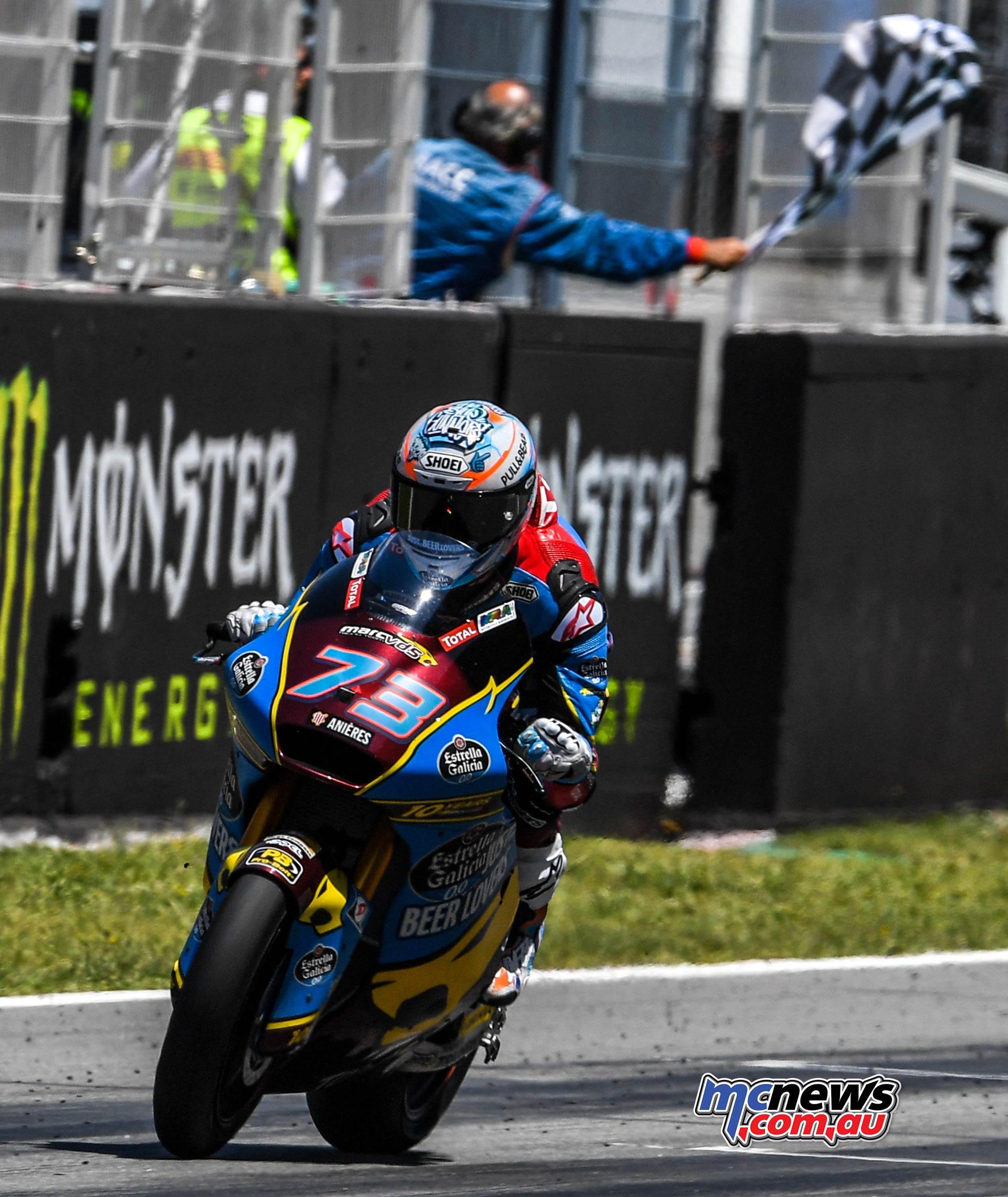 MotoGP Rnd Catalunya Moto Alex Marquez