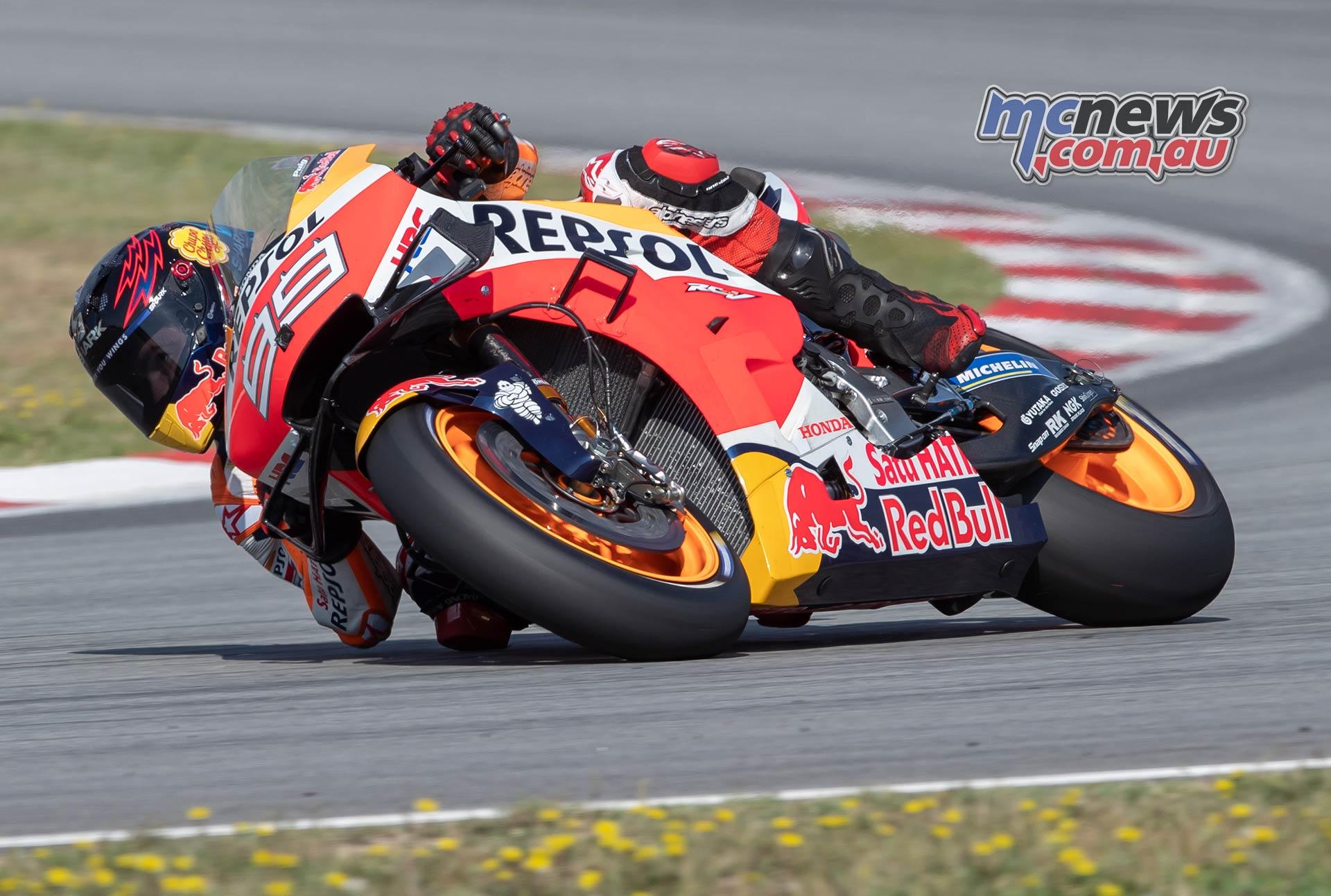 MotoGP Rnd Catalunya QP Lorenzo