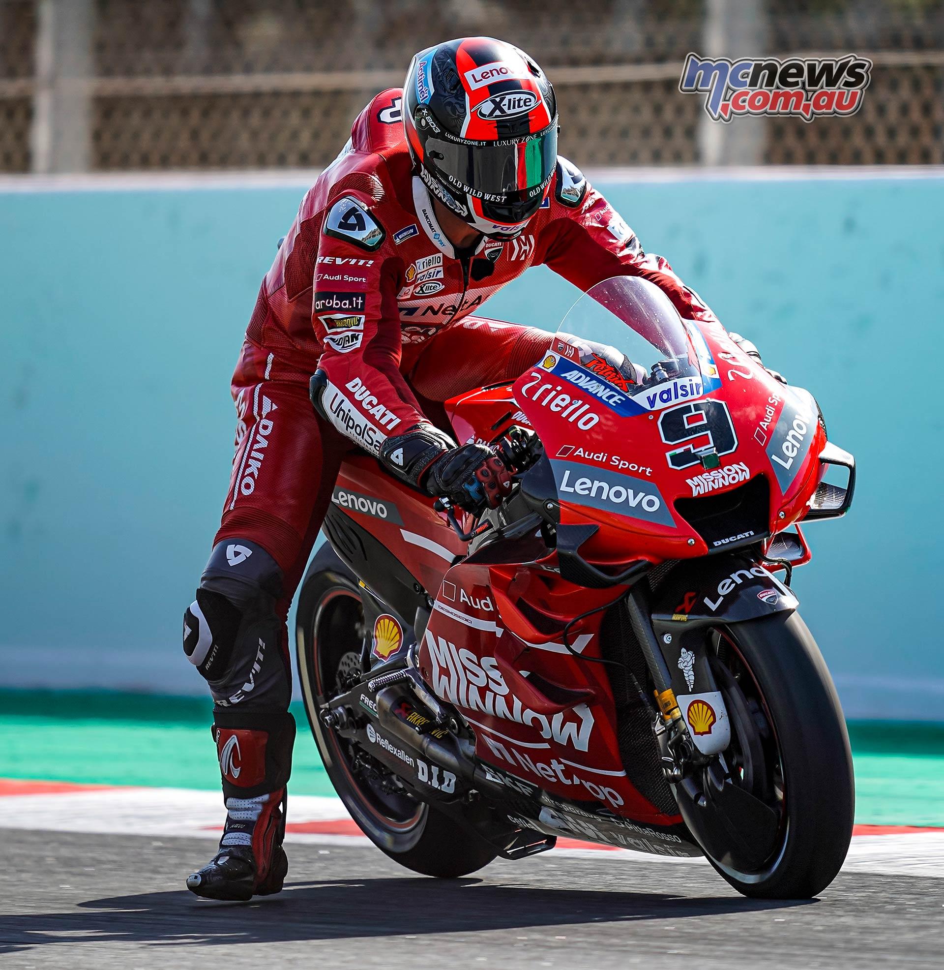 MotoGP Rnd Catalunya QP Petrucci