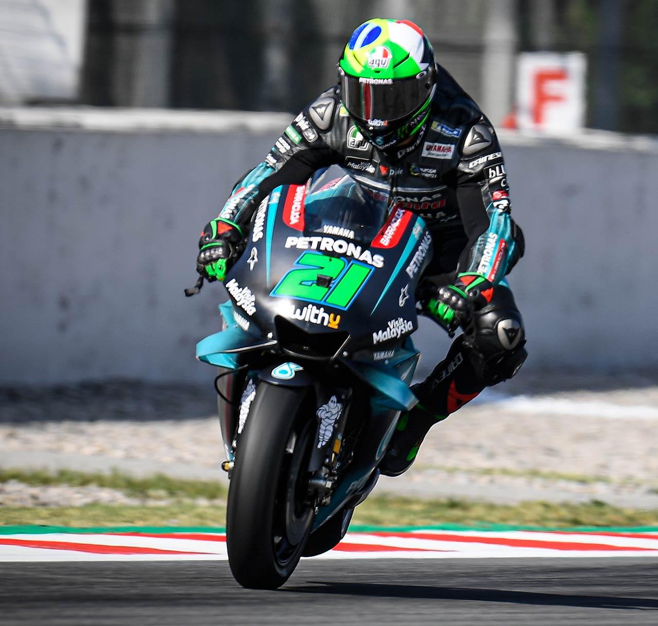 MotoGP Rnd Catalunya QP Quartararo
