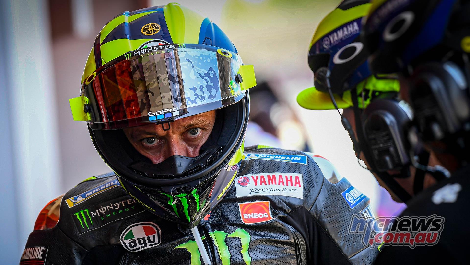 MotoGP Rnd Catalunya QP Rossi