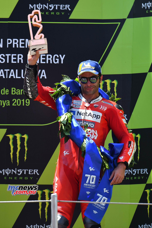 MotoGP Rnd Catalunya Trophy Petrucci