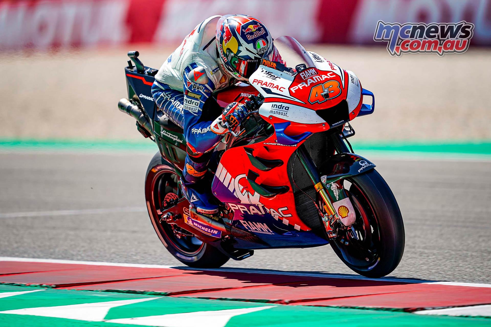 MotoGP Rnd Assen Miller