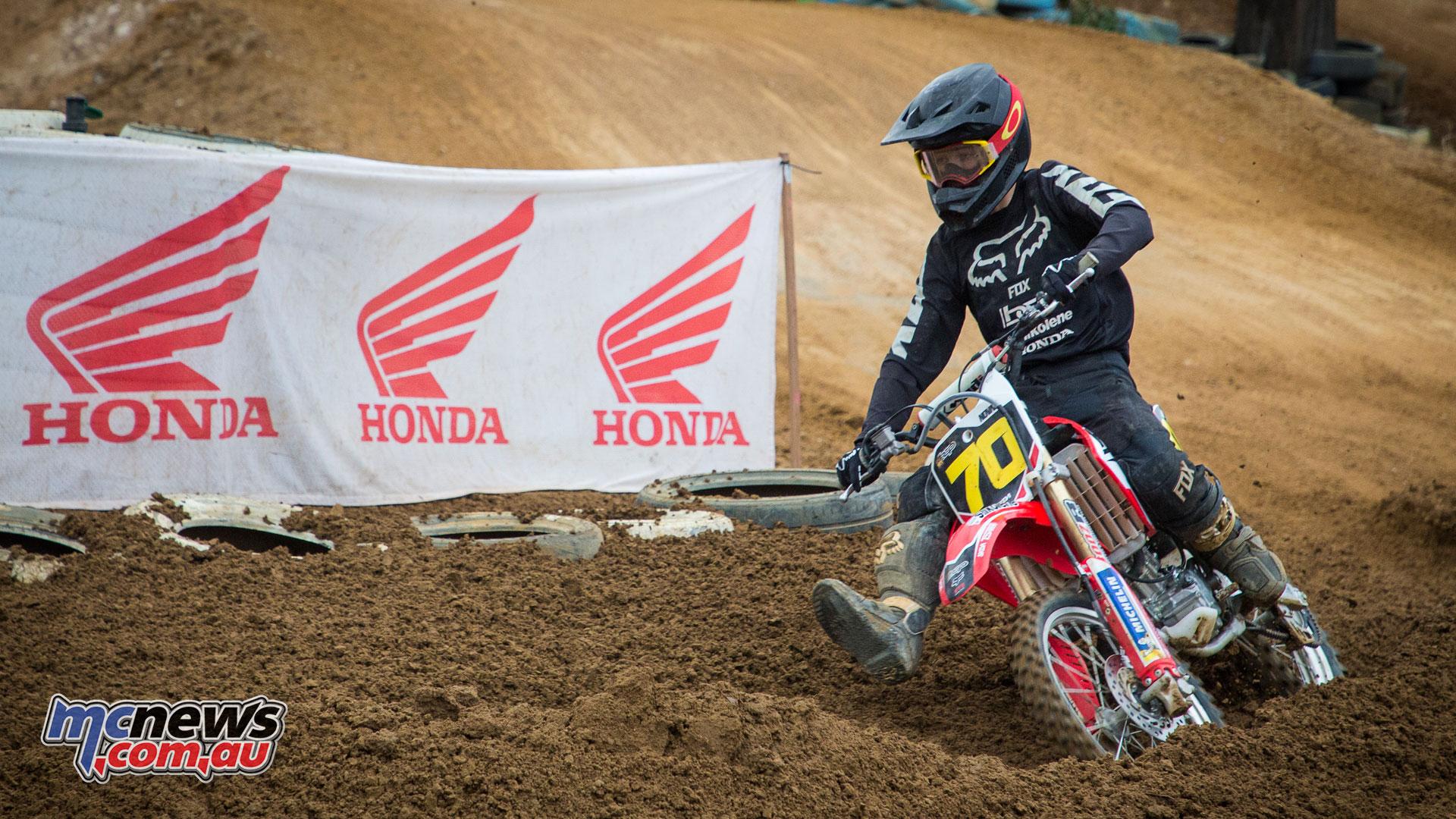NSW State Motocross Ben Novak