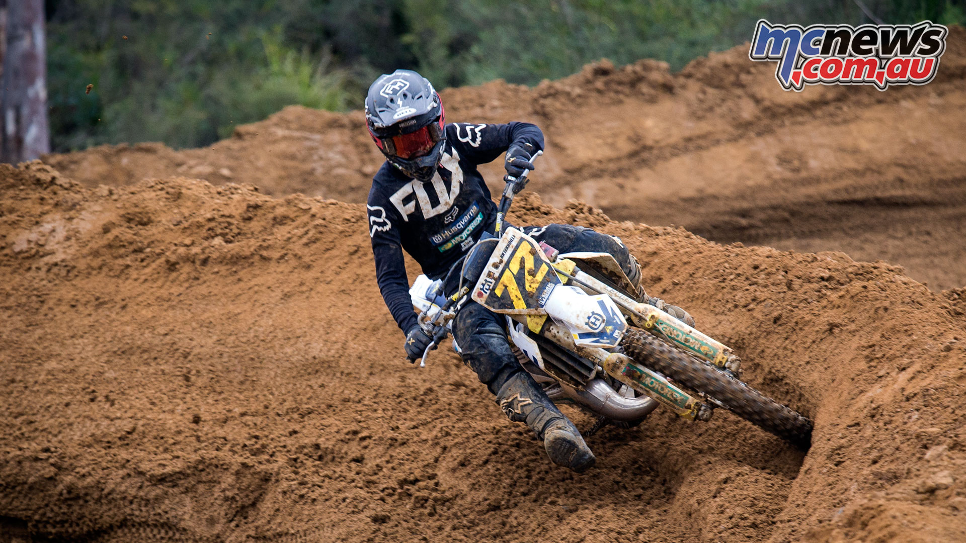 NSW State Motocross Joe O Donnell